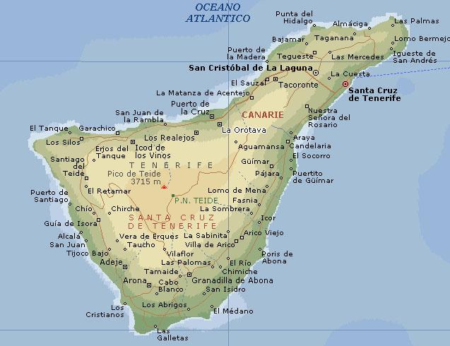Tenerife Cartina Politica.13 Luglio 2015 Un Pensionato Da Salvare Piu O Meno Blog Di Francesco Gentile